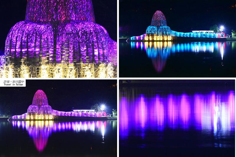 森林之歌」和台东国际新地标公园的「摘星树」  都是出自於知名的地景
