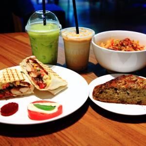 內湖-覺旅咖啡Journey Kaffe陽光街店,萍子推薦內湖早午餐brunch咖啡館,近內湖陽光街推薦早午餐 - 輕旅行