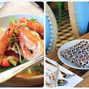 [台中泰式料理] Thaï.J:公益路美食.大墩商圈.清邁WOO CAFE姊妹店台中新作,坐在綠意盎然的植物園裡享受美味泰國菜! - 輕旅行