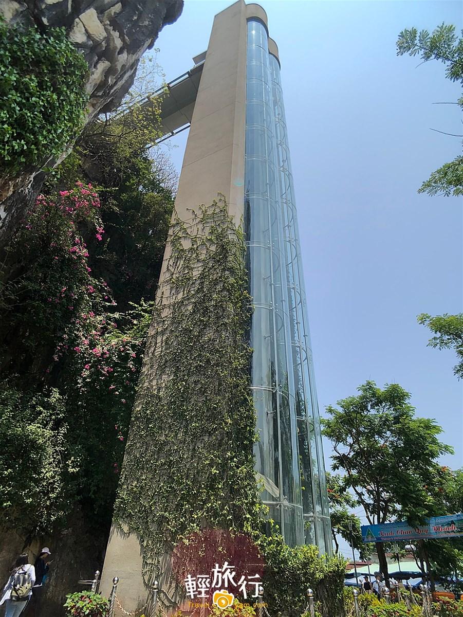 五行山電梯