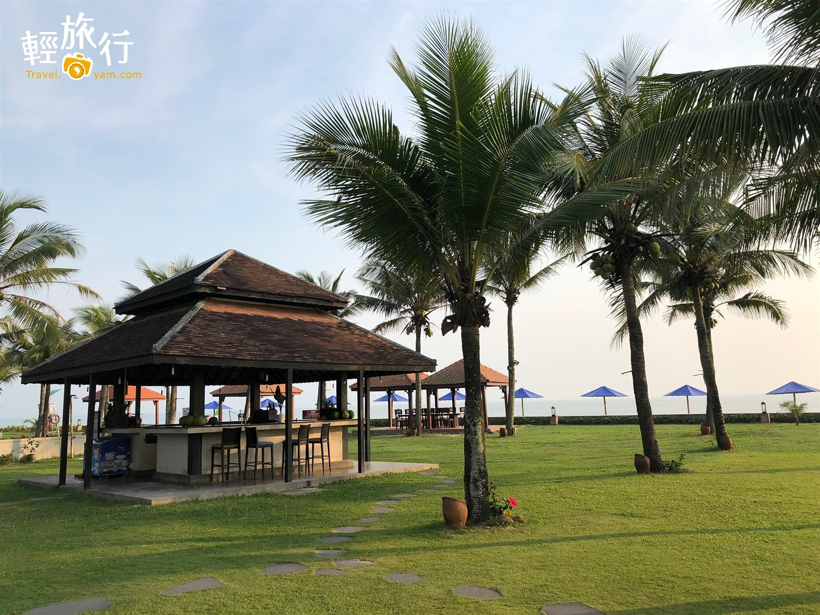 安娜曼德拉胡海灘度假村
