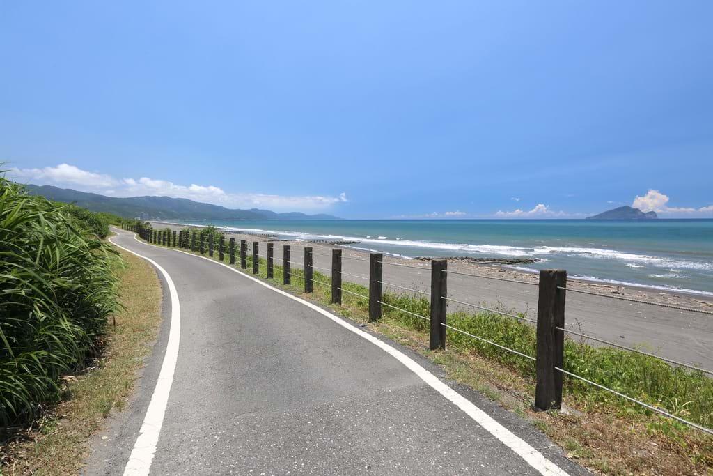 宜蘭│濱海自行車道