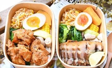 台中│咕蔬搖-新概念舒肥鹹水雞,輕食便當推薦,還有道地越南料理、現切水果!